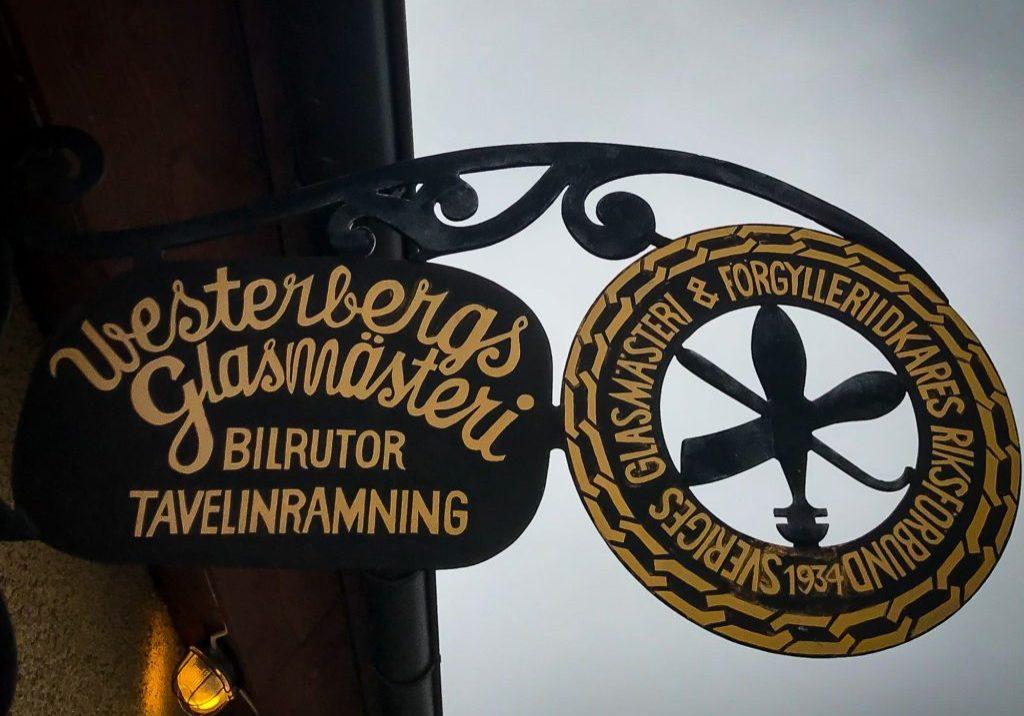 Westerberg Glasmästeri - Österlen