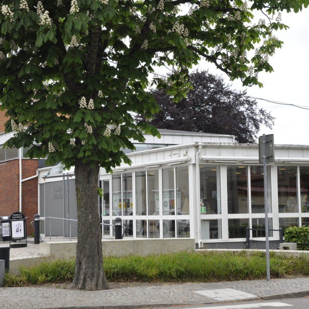 Tomelilla Kulturhus