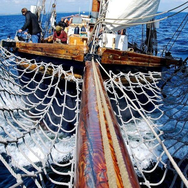 Hoppet av Brantevik Jakten Segelfartyg