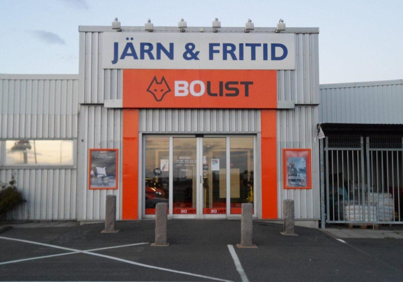 Järn & Fritid
