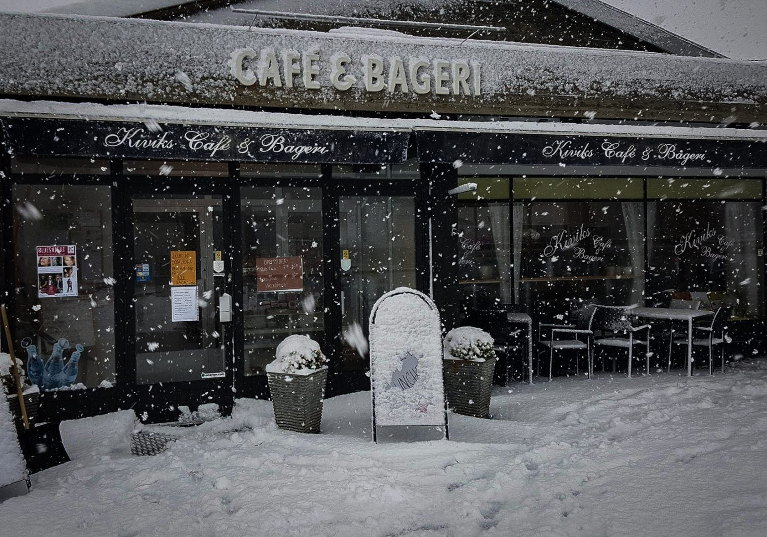 Kiviks Café & Bageri