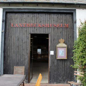 Lantbruksmuseum entre