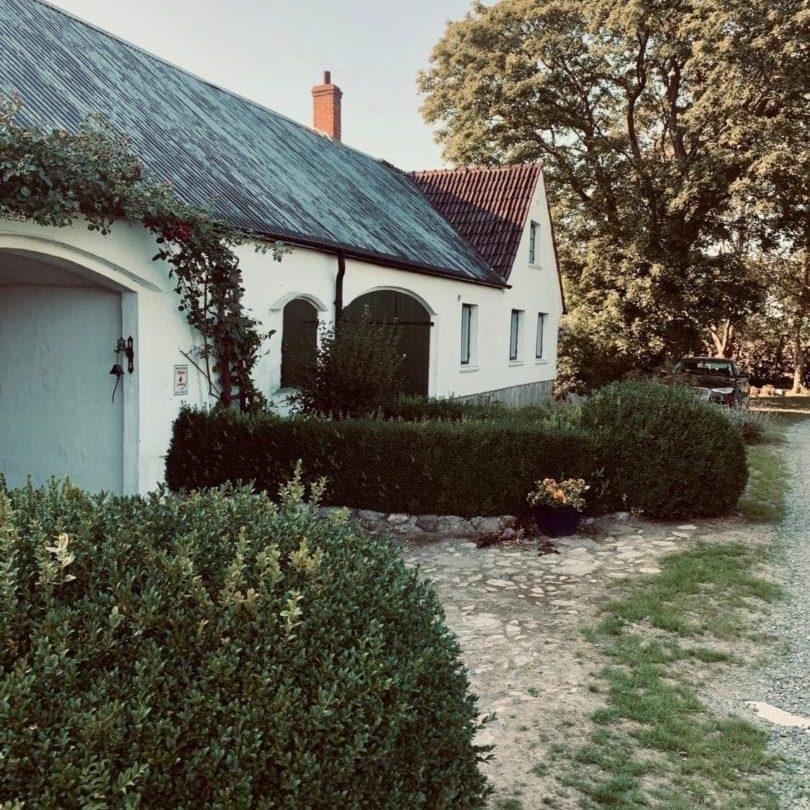 Accommodation Gamlegård Österlen