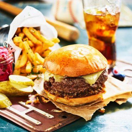O'Learys Harvard Premium Burger (1)