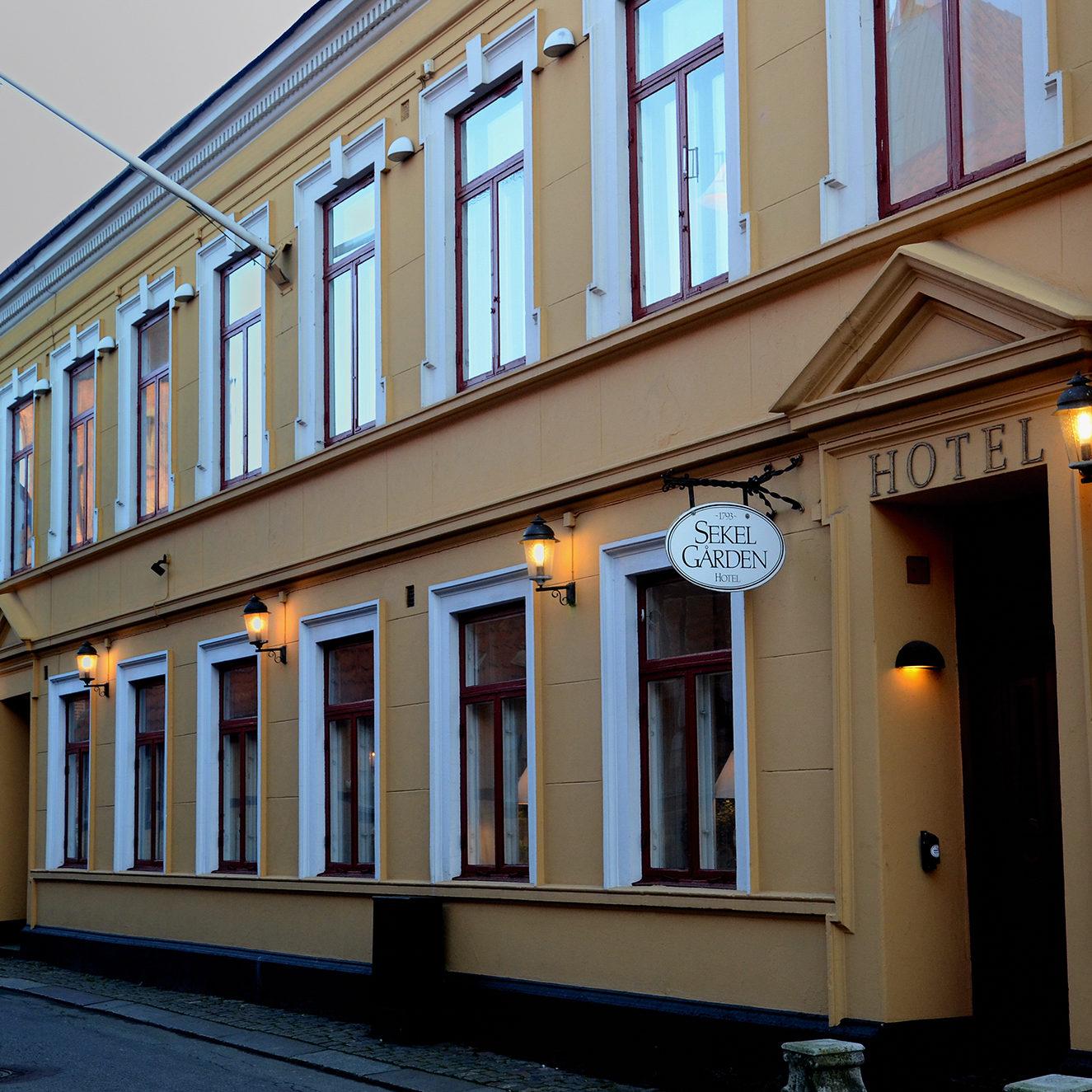 Hotell Sekelgården, Ystad