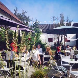 Skillinge Theater Garden Cafe