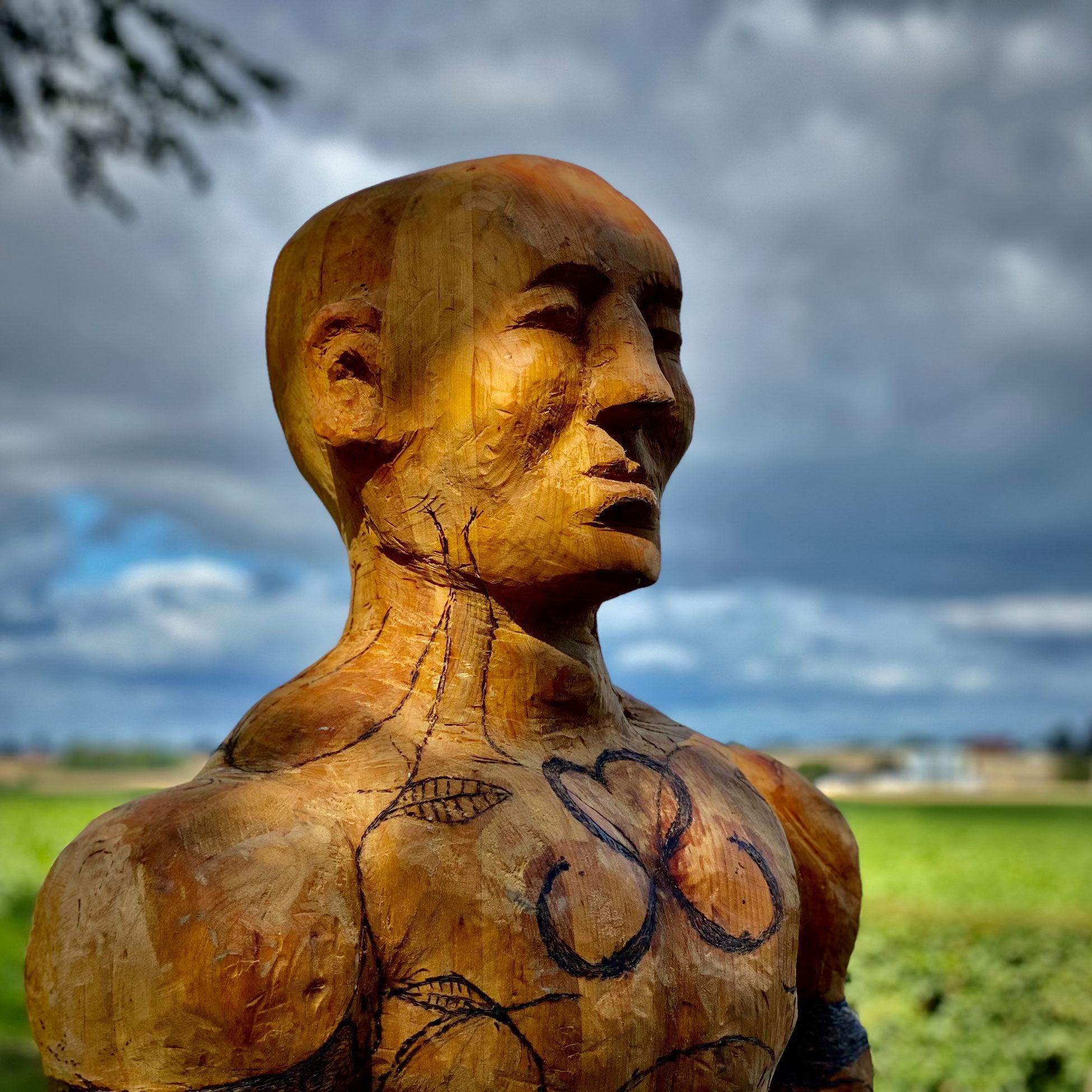 Skulpturpark Österlen 0418