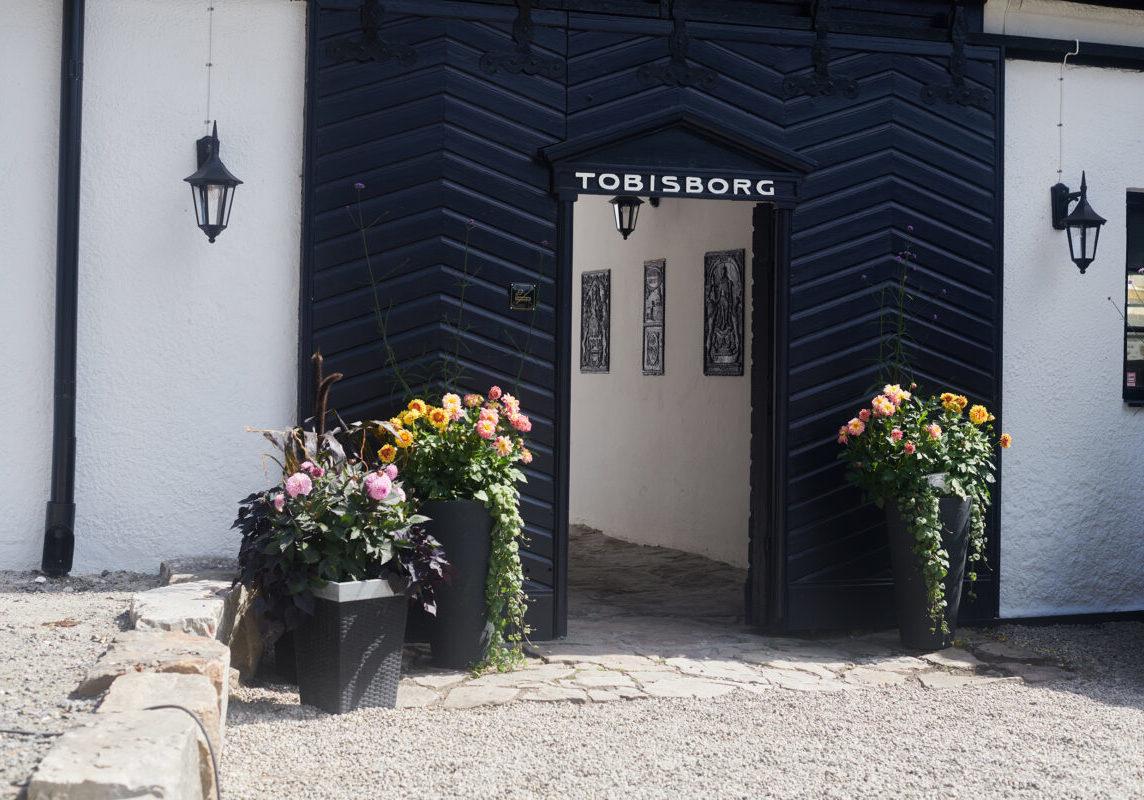 Tobisborg Café och Restaurang i Simrishamn