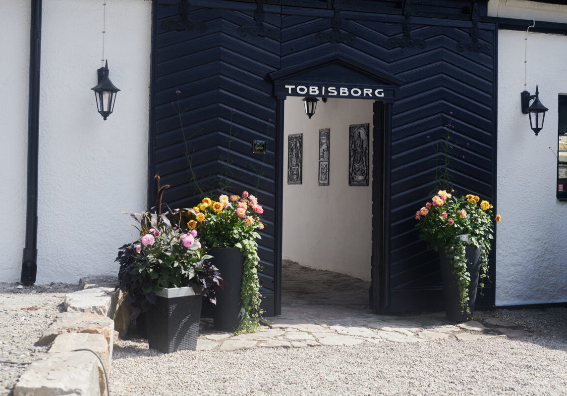 Tobisborg Café and Restaurant in Simrishamn