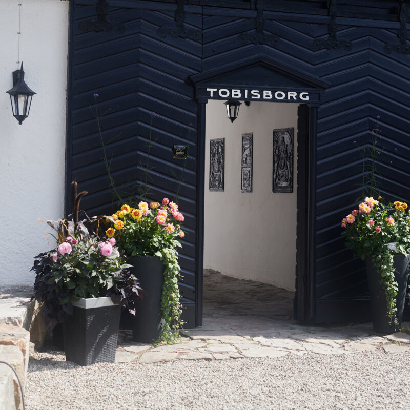 Tobisborg Café and Restaurant in Simrishamn