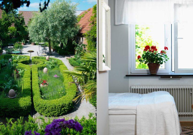 Apotekarns Bed & Breakfast på Österlen.se