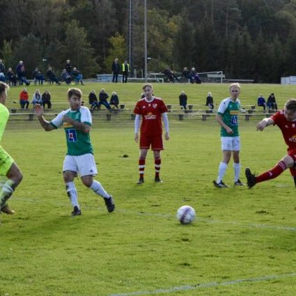 Brösarp barely advanced in the ya-cup after 4-3 against Rörum