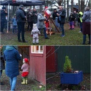 From dancing to Christmas in Dungen.
