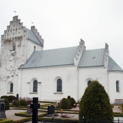 Järrestads kyrka på Österlen