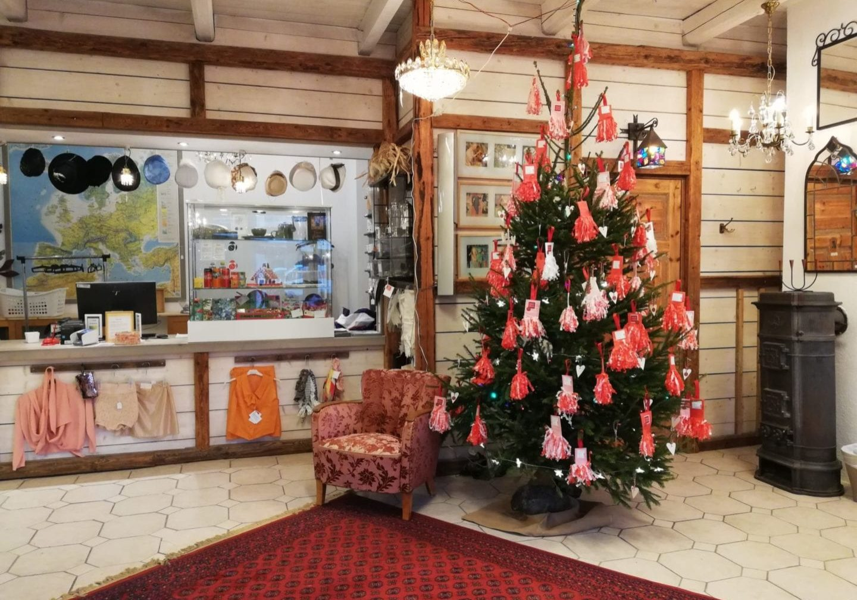 Christmas at Vintage Corner