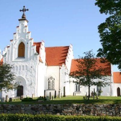 St. Olof's Church, Simrishamn